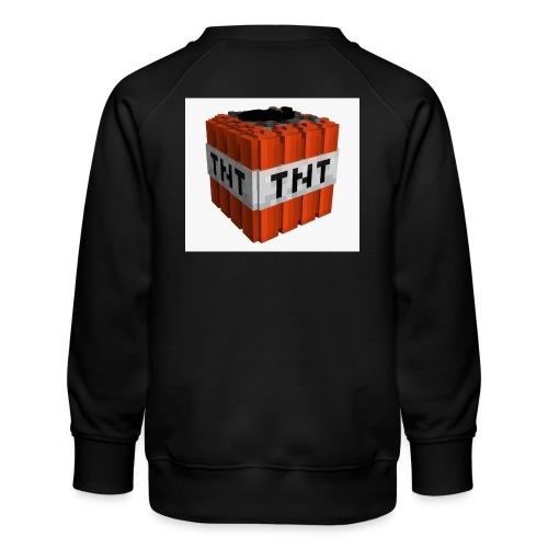 tnt block - Kinderen premium sweater
