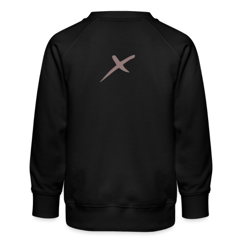 X-Clothing v0.1 - Sudadera premium para niños y niñas