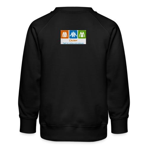 IMG 3596 - Børne premium sweatshirt