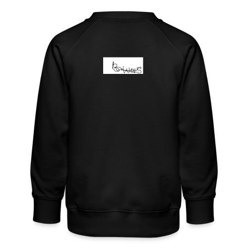 new tick range - Kids' Premium Sweatshirt