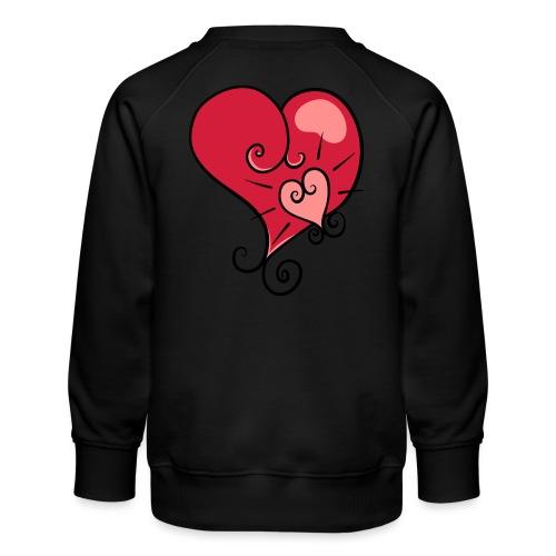The world's most important. - Kids' Premium Sweatshirt