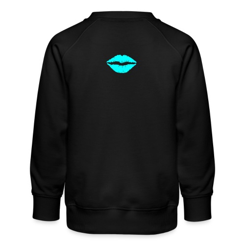 Blue kiss - Kids' Premium Sweatshirt