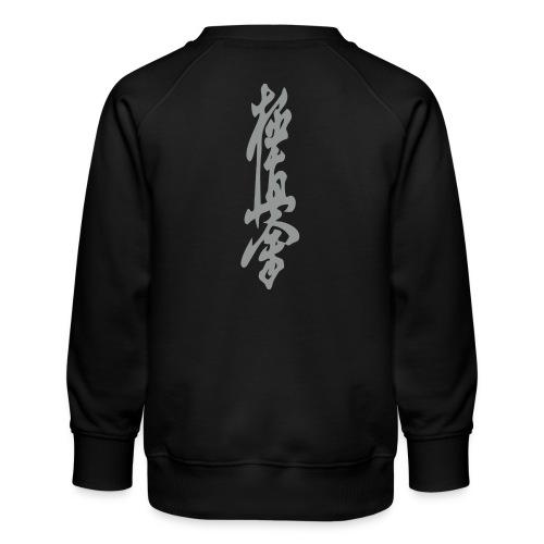 KyokuShin - Kinderen premium sweater