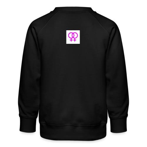 lesbian logo - Sweat ras-du-cou Premium Enfant