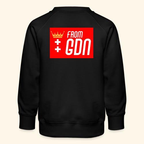 #fromGDN - Bluza dziecięca Premium
