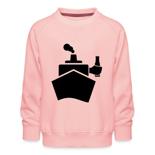King of the boat - Kinder Premium Pullover