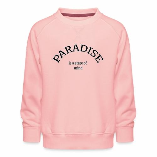 Paradise - Kinderen premium sweater