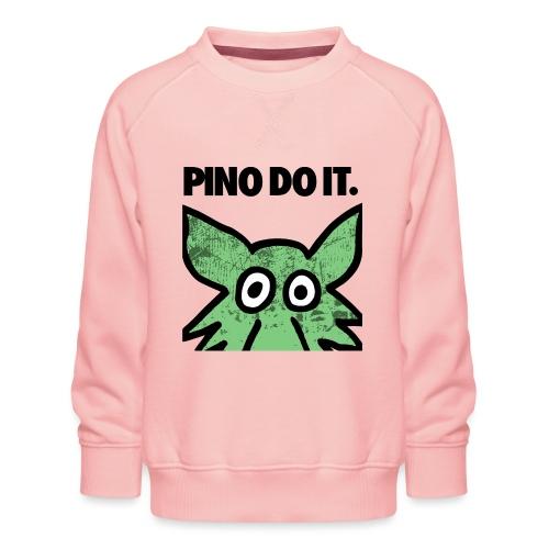 PINO DO IT - Felpa premium da bambini
