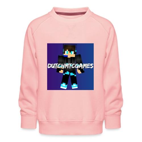 logo - Kinderen premium sweater