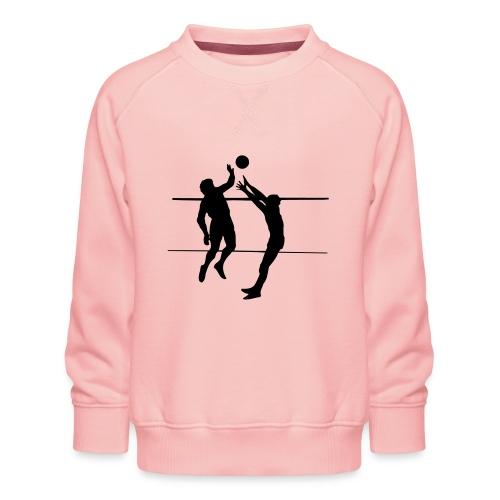 Volleybal Wedstrijd 1C - Kinderen premium sweater