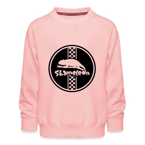 skameleon Logo - Kinder Premium Pullover
