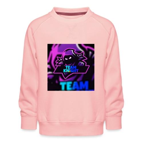 TEAM knight - Kinderen premium sweater