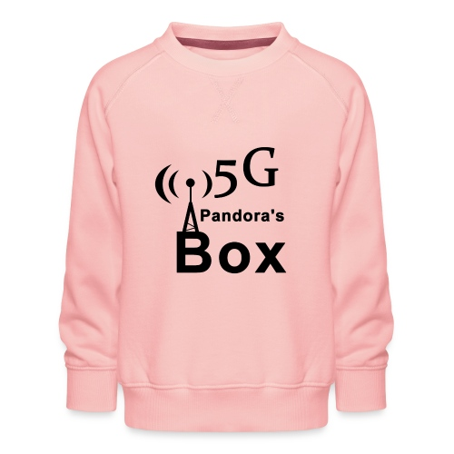 5G Pandora's box - Kinder Premium Pullover