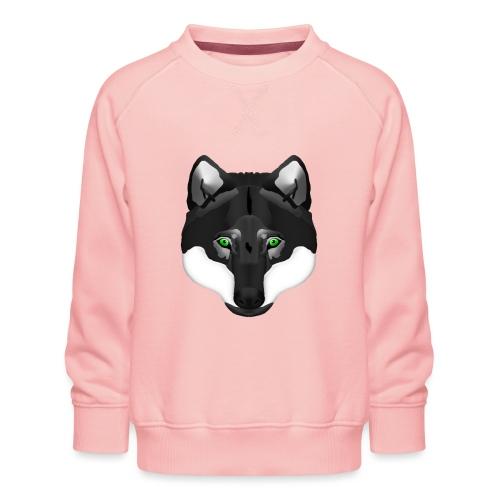 Wolf Head - Kinder Premium Pullover