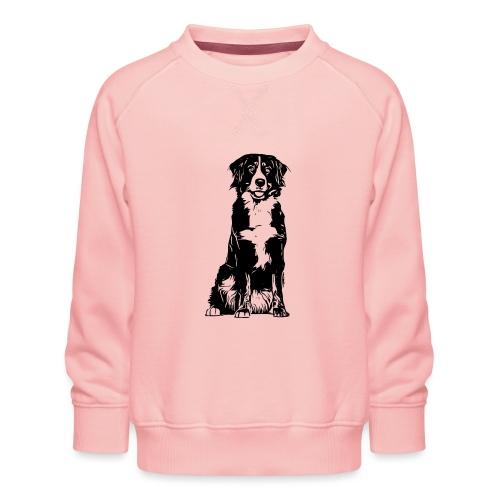 Berner Sennenhund Hunde Design Geschenkidee - Kinder Premium Pullover
