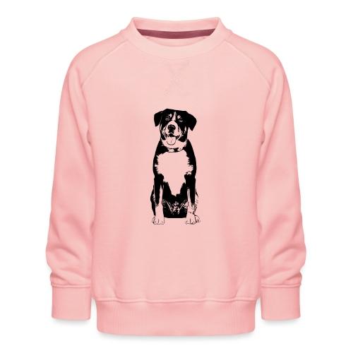 Entlebucher Sennenhund Hunde Design Geschenkidee - Kinder Premium Pullover