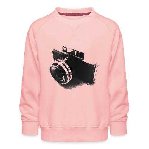 camara (Saw) - Kids' Premium Sweatshirt