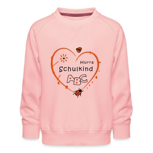 Schulbeginn - Kinder Premium Pullover
