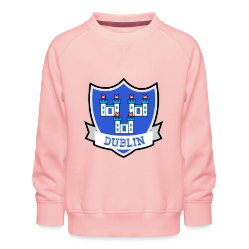 Dublin - Eire Apparel - Kids' Premium Sweatshirt