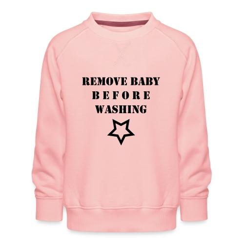 removebaby - Kinderen premium sweater