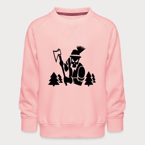 Holzfäller - Kinder Premium Pullover