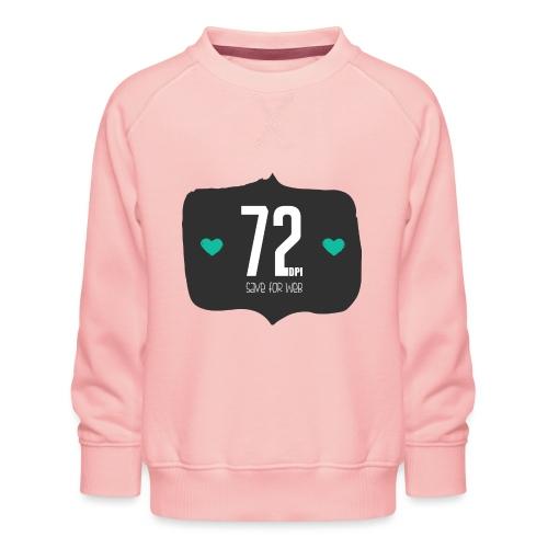 72DPI - Kinderen premium sweater