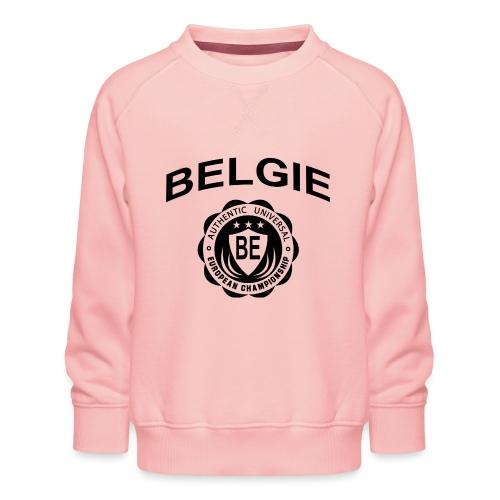 België - Kinderen premium sweater