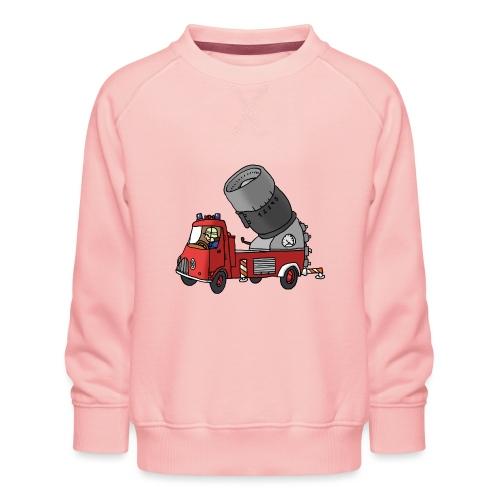 Wasserwerfer - Kinder Premium Pullover
