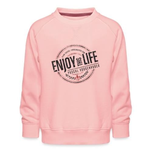 Enjoy this Life® & Fleur de Lys Pascal Voggenhuber - Kinder Premium Pullover