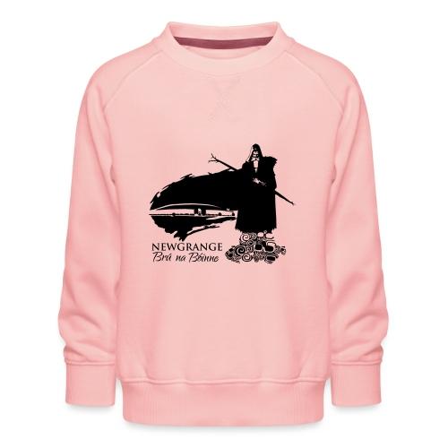 Legend_-_Newgrange3 - Kids' Premium Sweatshirt