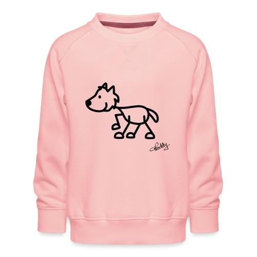 wolf - Kinder Premium Pullover