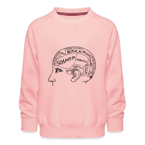 Kopfsache - Kinder Premium Pullover