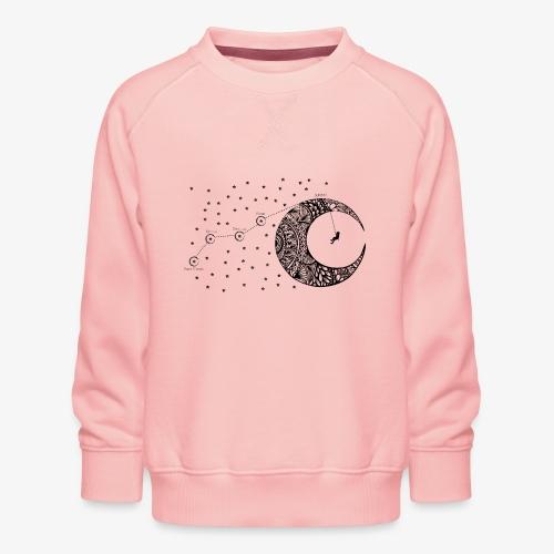 Dream your routes - Kids' Premium Sweatshirt