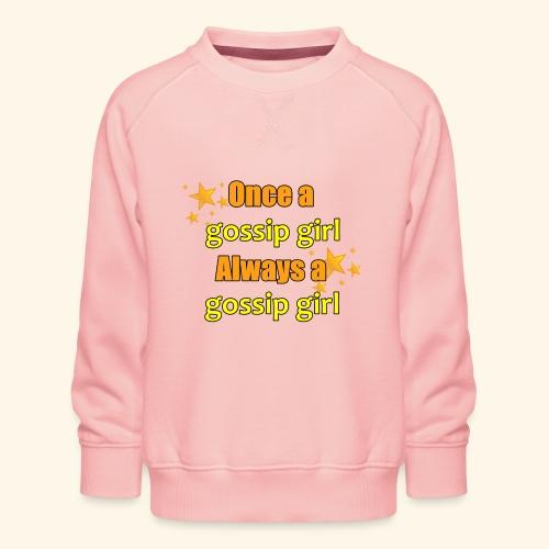 Gossip Girl Gossip Girl Shirts - Kids' Premium Sweatshirt