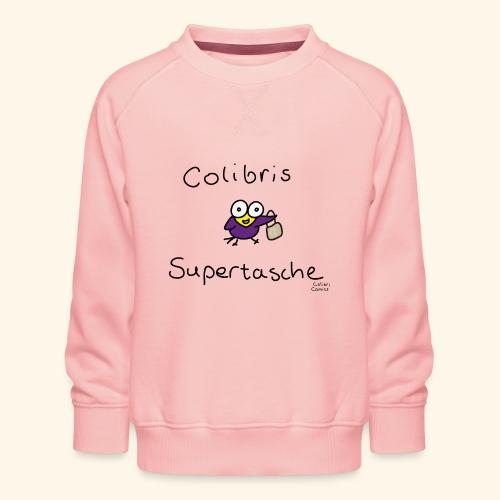 Colibris Supertasche - Kinder Premium Pullover
