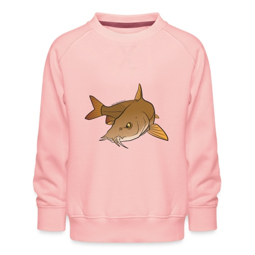 Red River: Barbel - Kids' Premium Sweatshirt