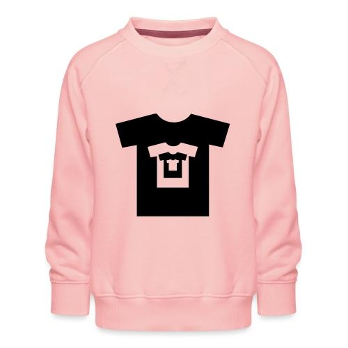 t-shirt récursif - Sweat ras-du-cou Premium Enfant