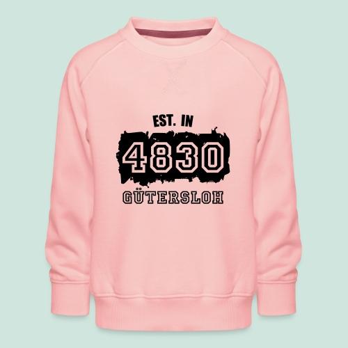 4830 Gütersloh - Established - Kinder Premium Pullover