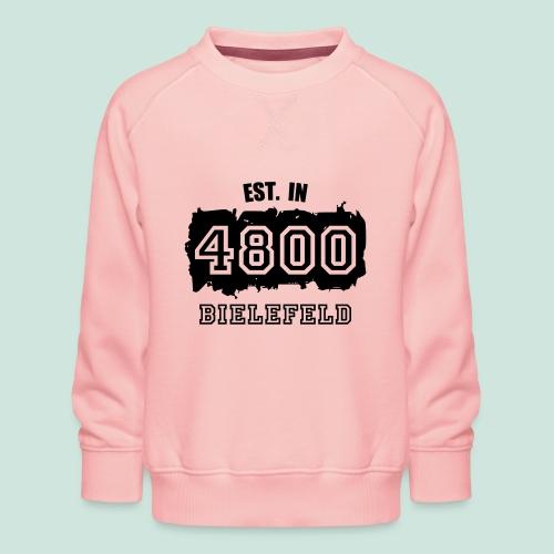 Bielefeld - Alte PLZ 4800 - Kinder Premium Pullover