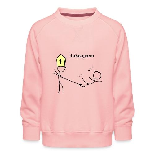 juksepave png - Premium-genser for barn