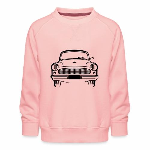 Wartburg 311 front - Kids' Premium Sweatshirt