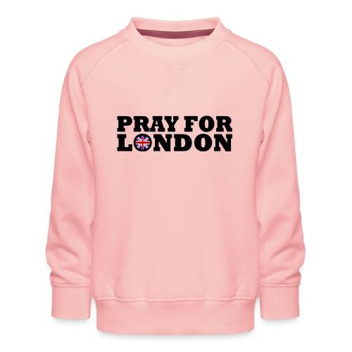 London - Kinder Premium Pullover