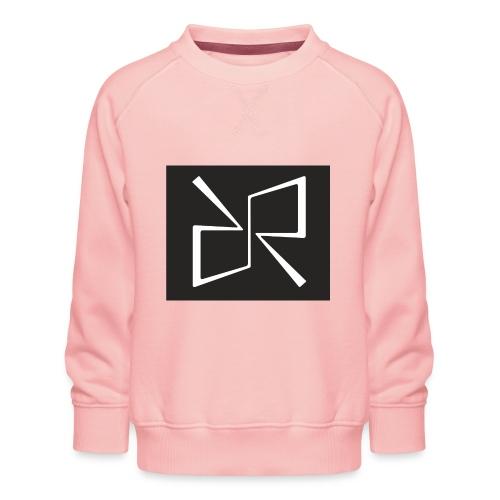 Rymdreglage logotype (RR) - Kids' Premium Sweatshirt