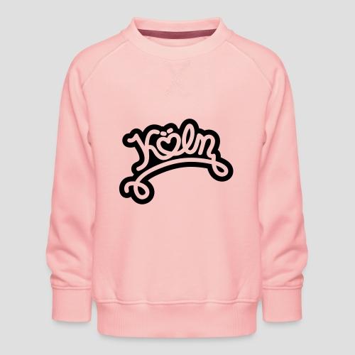 Köln mit Herz - Kinder Premium Pullover