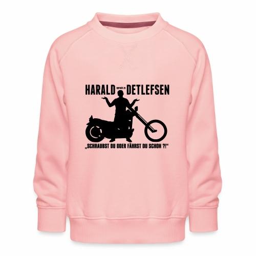 Harald Detlefsen - Kinder Premium Pullover
