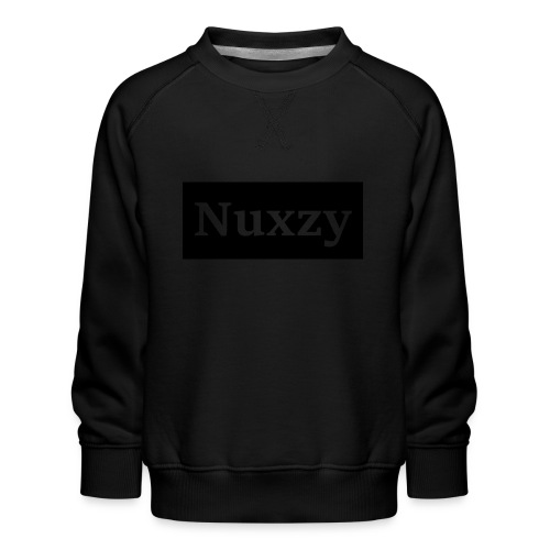 Nuxzy sweatshirt - Børne premium sweatshirt