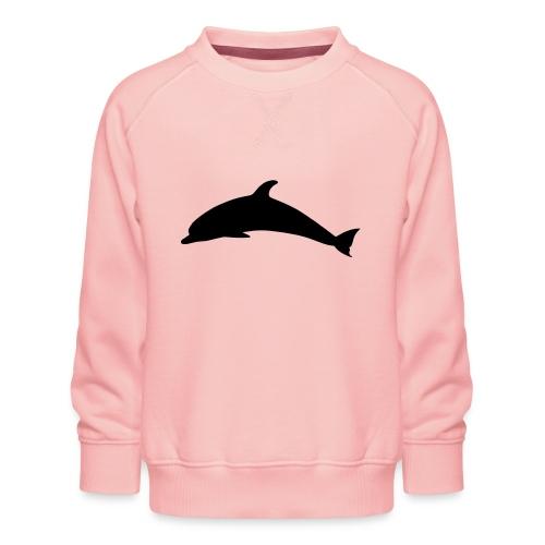 T-Shirt Dolphin - Kinder Premium Pullover