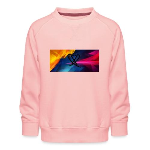 Box_logo_2 - Børne premium sweatshirt