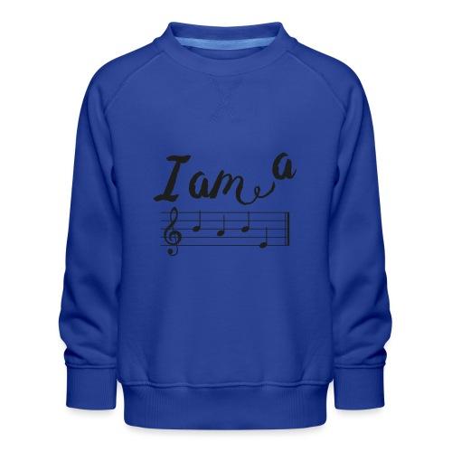 ImABabe - Kinderen premium sweater