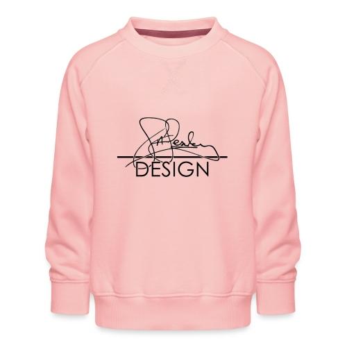 sasealey design logo png - Kids' Premium Sweatshirt